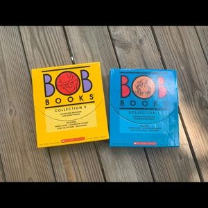 NWOT Bob books collection lot 1, 2 early reader KG